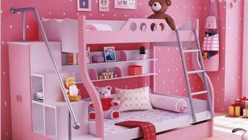 Những mẫu phòng đẹp cho bé yêu